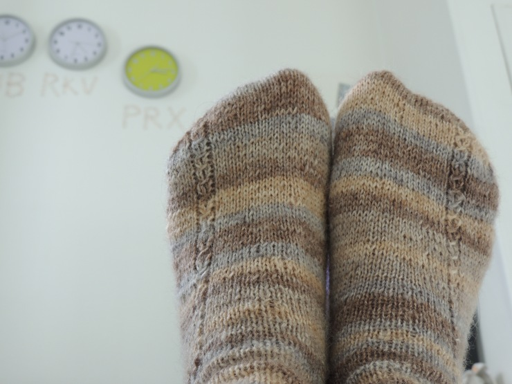 détails infinity socks
