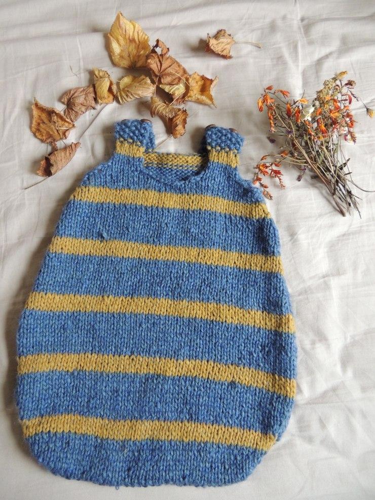 gigoteuse-bebe-tricot-rayure