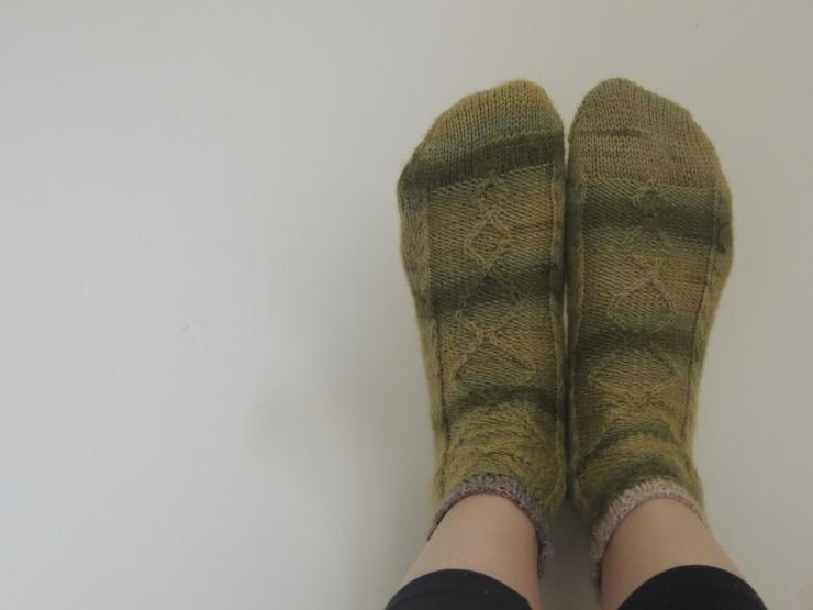 Irish socks burren socks ddétails chaussettes hermès (1)