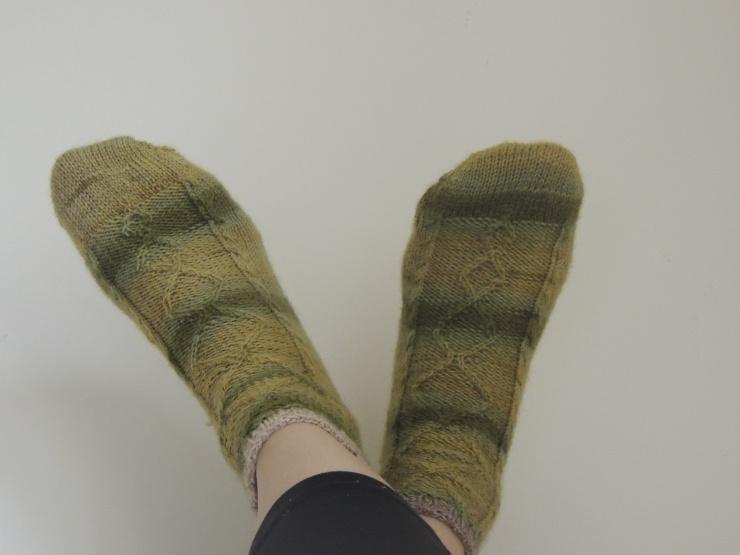 Irish socks burren socks ddétails chaussettes hermès (3)