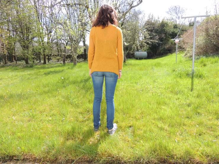 the pearl drops design patron tricot gratuit français tricot irlandais point ajouré laine orange inconnue swap détails (3)