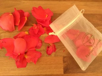 Ice flower dyeing frozing roses petals (2)
